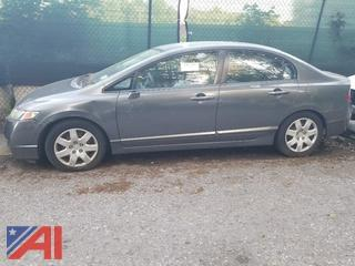 2009 Honda Civic 4 Door