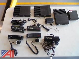 Motorola Radios, Speaker and More
