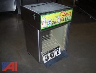 Delfield 724 Refrigerator