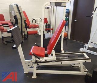 Life Fitness Seated Leg Press