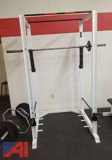 Sportime Strength Wide Power Rack