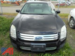 2006 Ford Fusion SE 4DS