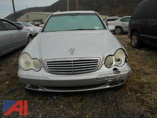 2003 Mercedes Benz C320 4DR