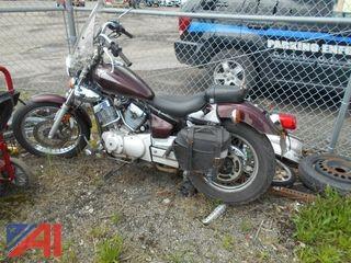 2007 Yamaha Virago Motorcycle