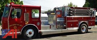 1991 E-One Cyclone Pumper Tanker