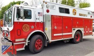 1988 Mack 2 Door Salisbury Walk-in Rescue