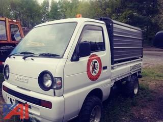 1995 Suzuki Mini Utility Truck