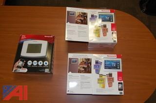 Honeywell  Wifi Thermostats