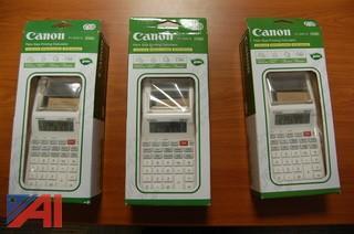 Canon Palm Size Printing Calculator