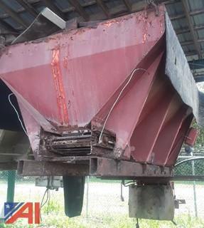 11' Slide in Steel Spreader