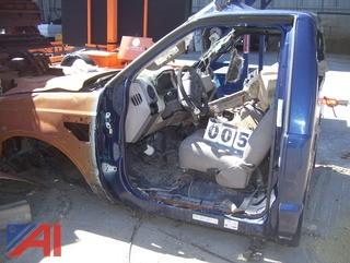 2008 Ford F550 Cab Only  (Parts Only)