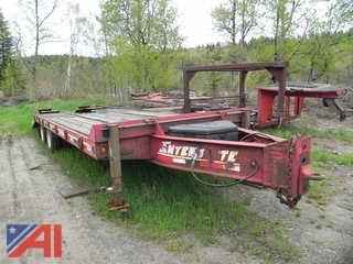 2007 Interstate 40DLA 20 Ton Trailer with Ramps