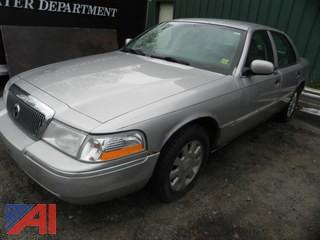 2005 Mercury Grand Marquis 4 Door