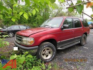 1998 Ford Explorer Eddie Bauer SUV