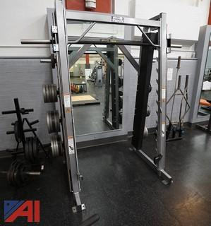 Hammer Strength Plate Loaded Smith Machine #PLSM by Life Fitness