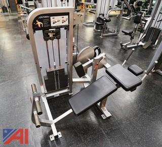 Life Fitness Abdominal Crunch, #PSABCSE