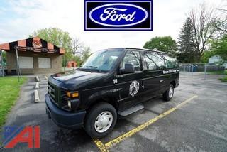 2008 Ford E150 XL Passenger Van