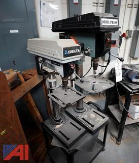 Delta Bench Top Drill Presses
