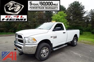 **4% BP** 2017 Dodge Ram 2500 Tradesman Long Box Pickup Truck