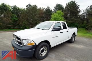 2011 Dodge Ram 1500 Extended Cab Pickup Truck