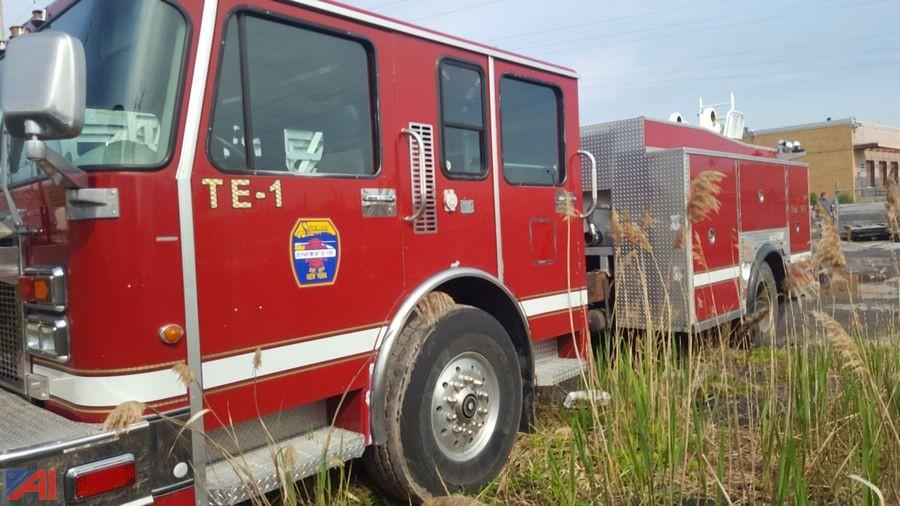 Auctions International - Auction: City of Syracuse FD, NY #17879