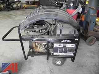 (#4) Gen-Pro Generator with Kleen Power