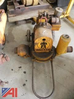 "(#6) 3"" Wacker Water Pump"