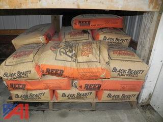 (#14) Black Beauty Slag Products, Sand Blasting Abrasive