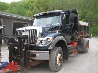 2009 International 7600 Dump Truck