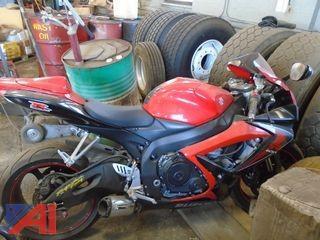 2006 Suzuki K6R Motorcycle