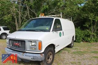 1997 GMC Savanna Van