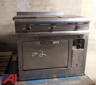 GE Electric Stove & Dishwashers