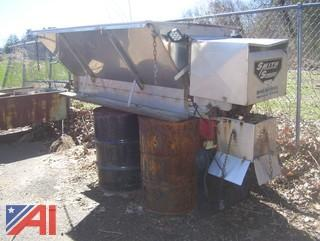 2000 8' Smith Stainless Steel Spreader
