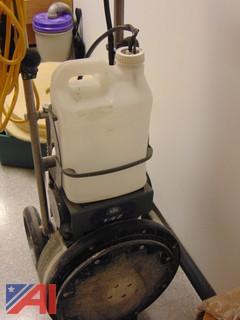 Windsor Taz Floor Machine