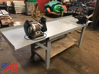 Heavy Duty Steel Table