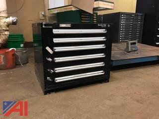 Stanley Vidmar Sentry 100 Static Gard Cabinet