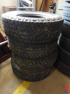 Various Mud & Snow Tires