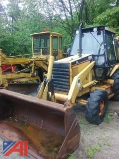 1995 Caterpillar 436B Backhoe with Loader