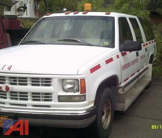 1999 Chevy Suburban SUV
