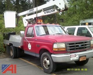 1992 Ford F350 Bucket Truck