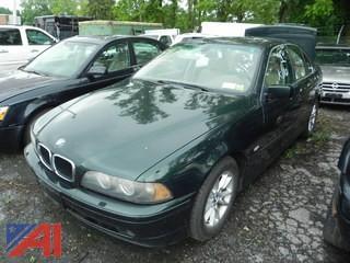 (#1) 2003 BMW 525I 4 Door