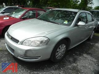 (#9) 2009 Chevy Impala 4 Door