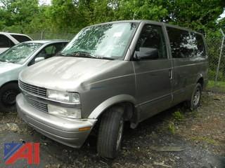 (#15) 2004 Chevy Astro Van
