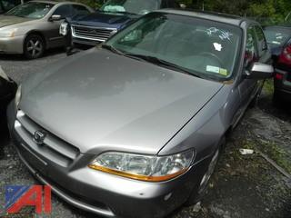 (#22) 2000 Honda Accord 4 Door