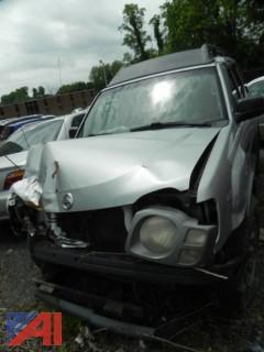 (#24) 2002 Nissan Xterra SUV