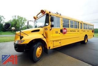 2013 International CE School Bus/135