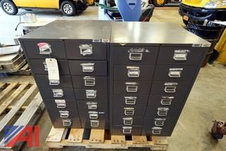 14 Drawer File Cabinets