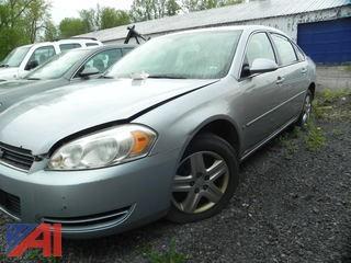 (#3) 2006 Chevy Impala LS 4 Door