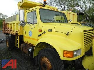 (#10) 1996 International 4700 Dump Truck