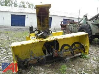 (#24) HGP Snowblower Attachment